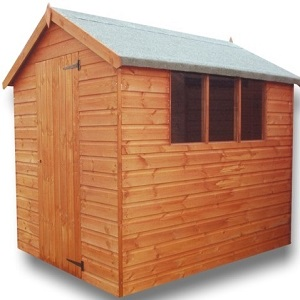 Garden Sheds York Area york sheds – strong solid pine t&g sheds from £249